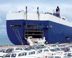 Отправка грузов товаров автомобилей